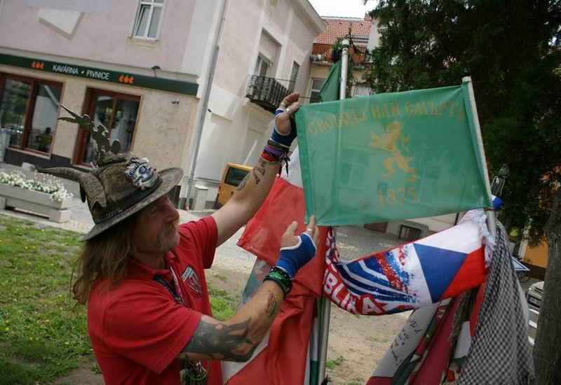 Bulharský důkaz :-) foto. frankr